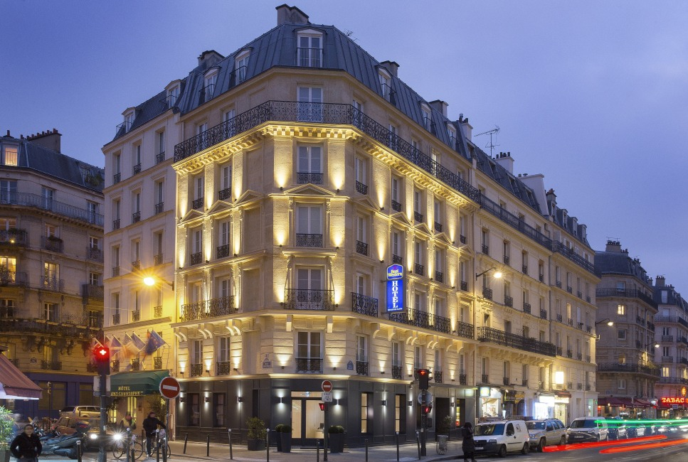 Best western quartier latin pantheon sito ufficiale for Ideal hotel paris