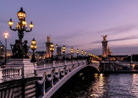 Left Bank, Right Bank and back again; a walk on the bridges of Paris