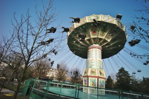 The Jardin d'Acclimatation in Paris gets a new look