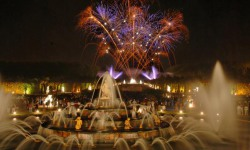 The Musical Fountains Show: a journey through time