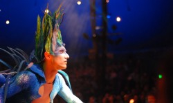 The new Cirque du Soleil show comes to Bercy